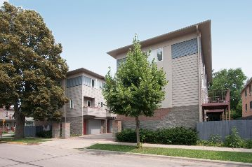 Doty Court Condominiums in Madison, WI