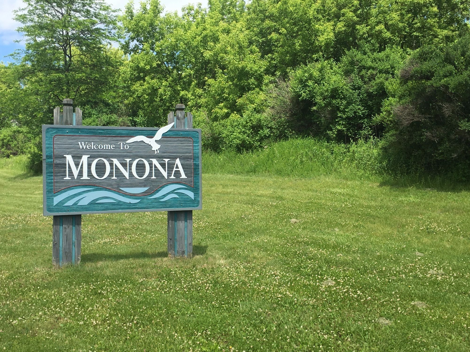 Welcome to Monona Sign