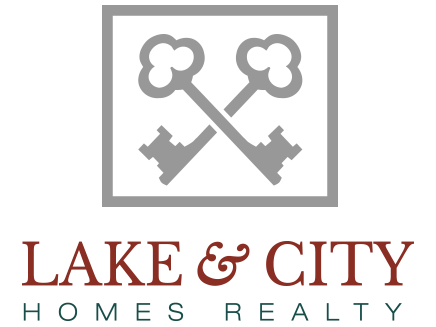 Lake & City Homes Realty Company Logo
