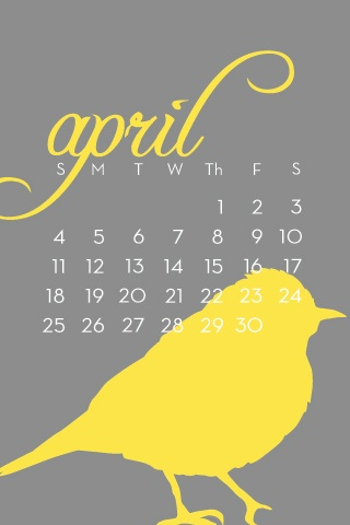 why April is the best time to buy