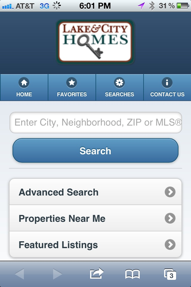mobile phone app for searching madison wi homes