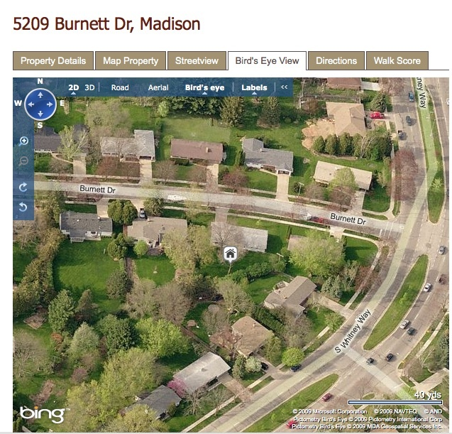 Lake city homes adds microsofts birds eye view publicscrutiny Choice Image