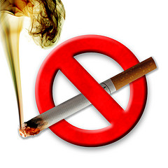 no smoking in bars & restaurants in Madison