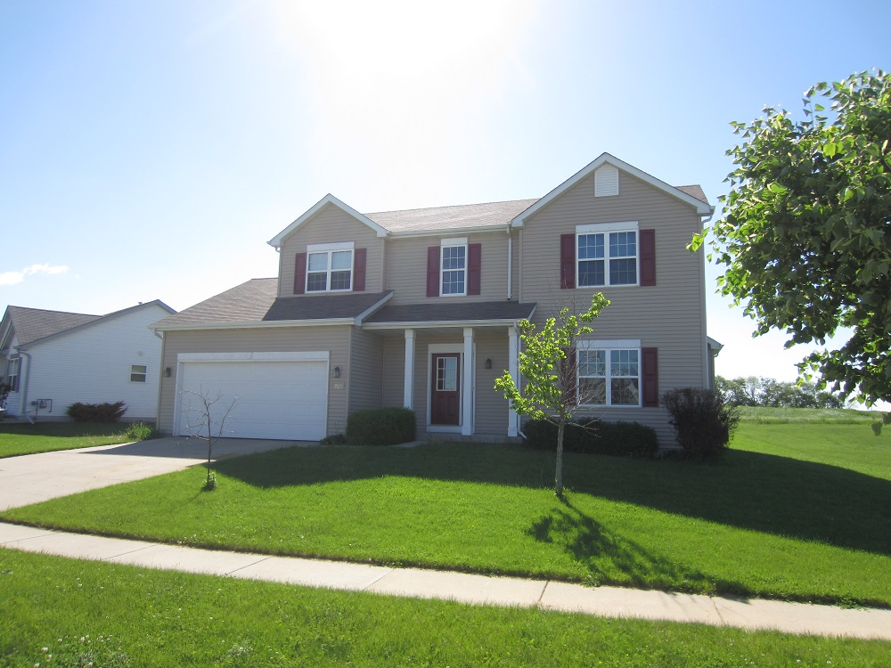 Another home sold in Marshall, WI