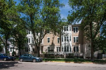 Blair House Condominiums in Madison, WI
