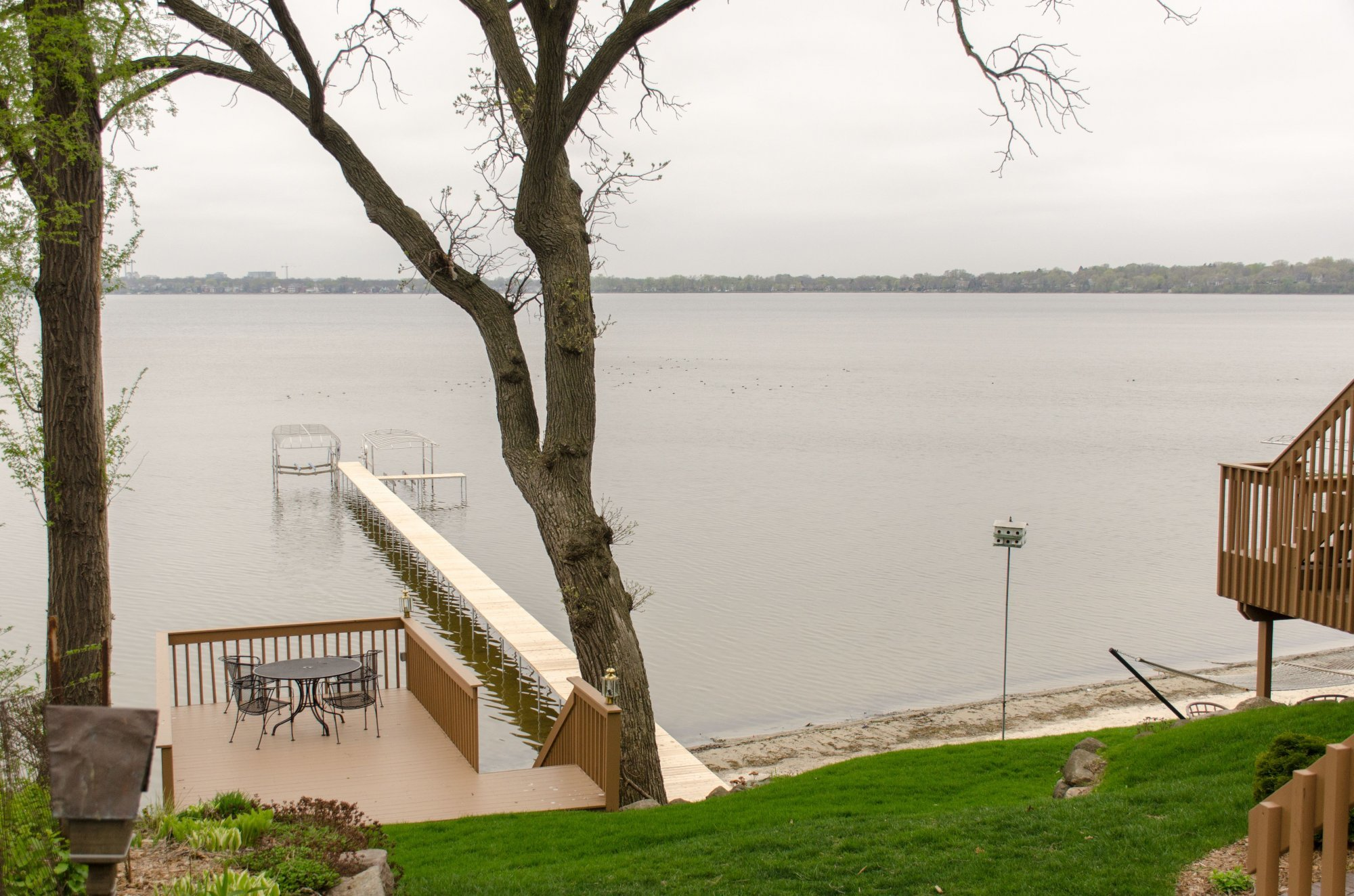 View of Lake Monona from Waterford Bay Condos