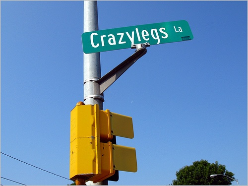 Crazylegs Lane, Madison WI