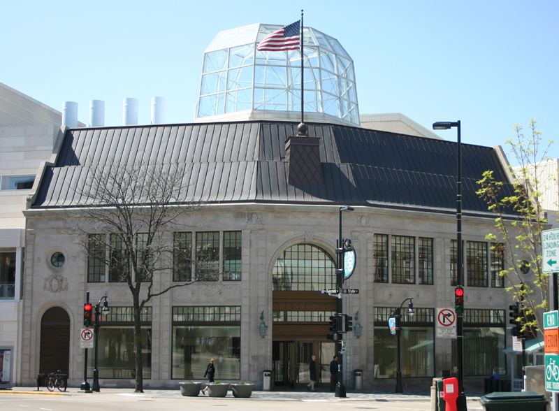 Overture Center for the arts - Image Credit: http://en.wikipedia.org/wiki/File:Overturemainentrance.jpg